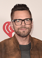 """HOLLYWOOD, CA - MAY 27:  Joel McHale at the 2021 """"iHeartRadio Music Awards"""" airing live from The Dolby Theatre in Los Angeles, Thursday, May 27 (8:00-10:00 PM ET live / PT tape-delayed) on FOX. CR: Scott Kirkland/FOX/PictureGroup © 2021 FOX MEDIA, LLC. (Photo by Scott Kirkland/FOX/PictureGroup)"""