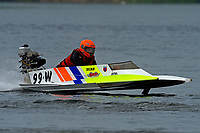 99-W   (Outboard Hydroplanes)