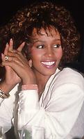 Whitney Houston 1989<br /> Photo By John Barrett/PHOTOlink