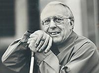 1978<br />  FILE PHOTO - ARCHIVES -<br /> <br /> Archbishop Scott, Edward<br /> <br /> Bezant, Graham<br /> Picture, 1978,<br /> <br /> 1978<br /> <br /> PHOTO : Graham Bezant - Toronto Star Archives - AQP
