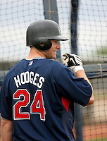 Wes Hodges / Surprise Rafters 2008 Arizona Fall League..Photo by:  Bill Mitchell/Four Seam Images
