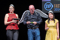 The 2014 SVP Fast Pitch competition took place at McCaw Hall in Seattle, Washington on Tuesday, Oct. 28, 2014.(Photo by Don Pham)