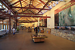 Interior of the Grand Canyon Visitors Center at Mather Point, Grand Canyon National Park, Arizona, USA