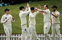 211023 Plunket Shield Cricket - Wellington Firebirds v Otago Volts Day One