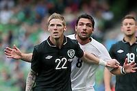 2013 FAI International Soccer Ireland v Georgia