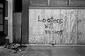 New Orleans, Louisiana.USA.September 28, 2005 ..Hurricane Katrina damage and recovery.