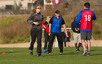 Chula Vista, CA - December 15-17, 2017: The U.S. Soccer National Referee Camp at the U.S. Olympic Elite Athlete Training Center.