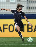 Washington Freedom midfielder Sonia Bompastor (8).  Washington Freedom defeated FC Gold Pride 3-1at the Maryland SoccerPlex, Sunday May 31, 2009.