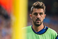 Spain's David Villa during match between Spain and Italy to clasification to World Cup 2018 at Santiago Bernabeu Stadium in Madrid, Spain September 02, 2017. (ALTERPHOTOS/Borja B.Hojas)