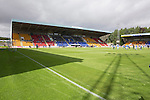 St Johnstone v Aberdeen…07.08.16  McDiarmid Park. SPFL<br />