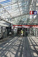 Helsinki, Finlandia.La metropolitana.The subway.