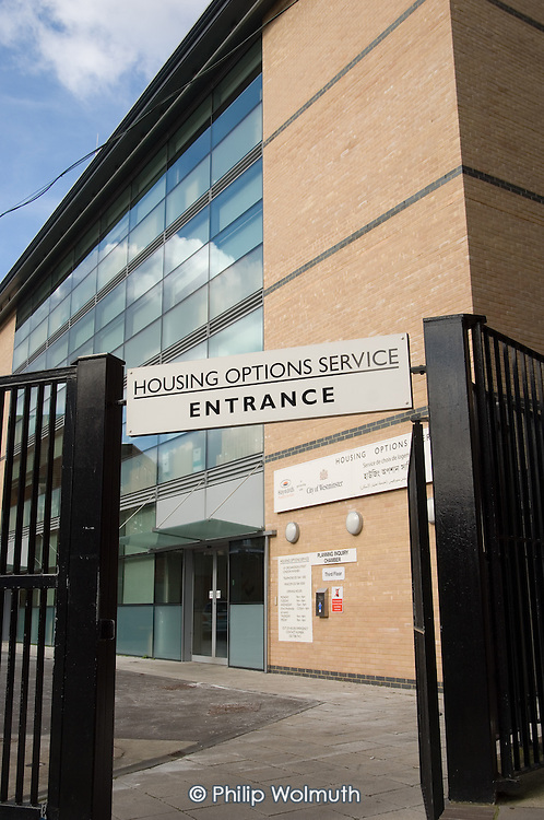 Westminster Housing Options Service, Frampton Street