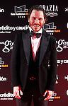 Actor Ruben Ochandiano attends Goya Cinema Awards 2014 red carpet at Centro de Congresos Principe Felipe on February 9, 2014 in Madrid, Spain. (ALTERPHOTOS/Victor Blanco)