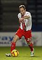 David Gray of Stevenage<br />  - Gillingham v Stevenage - Sky Bet League One - Priestfield, Gillingham - 26th November 2013. <br /> © Kevin Coleman 2013