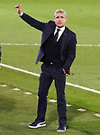 FC Shakhtar Donetsk's coach Luis Castro during UEFA Champions League match. October 20,2020.(ALTERPHOTOS/Acero)