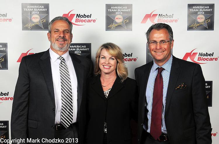 Nobel Biocare, sales meeting, Loews Hotel, Hollywood, California