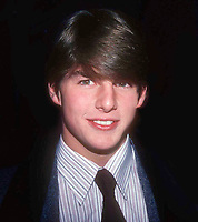 Tom Cruise 1982<br /> Photo by Adam Scull/PHOTOlink