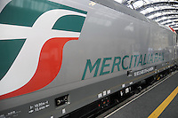 - Milano, presentazione del nuovo Polo Mercitalia, raggruppamento delle società del Gruppo FS Italiane che operano nel business del trasporto merci e della logistica<br />