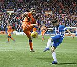 09.02.2019 Kilmarnock v Rangers: Daniel Candeias and Greg Taylor