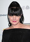 Pauley Perrette attends The G'Day USA Black Tie Gala held at  JW Marriot at LA Live in Los Angeles, California on January 11,2014                                                                               © 2014 Hollywood Press Agency
