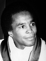 Montreal (QC) CANADA, FILE PHOTO - Sugar Ray Leonard