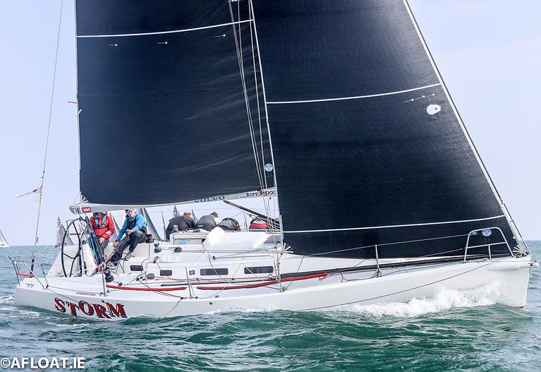 """IRC 1 winner -  """"Storm II"""" - Pat Kelly - Rush SC - 100% North Sails"""