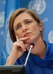 Samantha Power, United States Permanent Representative to the UN