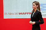 20141017 Queen Letizia of Spain Presents Health Book