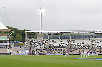A boundary edge view during India vs New Zealand, ICC World Test Championship Final Cricket at The Hampshire Bowl on 19th June 2021