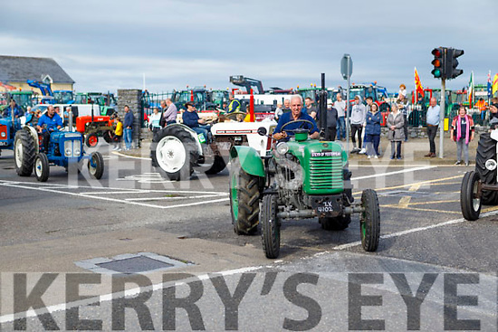 The Blennerville Tractor Run Into the West fundraiser for Kerry Hospice on Sunday.