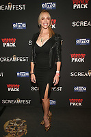 HOLLYWOOD, CA - OCTOBER 12: Torrie Bogda at the 21st Screamfest Opening Night Screening Of The Retaliators at Mann Chinese 6 Theatre in Hollywood, California on October 12, 2021. Credit: Faye Sadou/MediaPunch