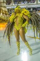 RIO DE JANEIRO (RJ) 29.02.2020 - Carnaval - Rio Escola de samba Beija -Flor no desfile das campeas das escolas de samba do Grupo Especial do Rio de Janeiro neste sabado (29) na Marquues de Sapucai. Destaque da escola. (Foto: Ellan Lustosa/Codigo 19/Codigo 19)