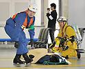 Civil Protection Drill in Nagasaki