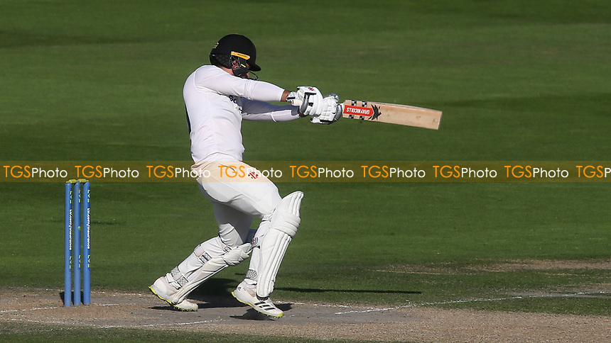 Sussex batsman, Tom Haines, in action during Sussex CCC vs Middlesex CCC, LV Insurance County Championship Division 3 Cricket at The 1st Central County Ground on 7th September 2021