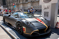 Pagani Imola - MILANO, ITALY, the Milan Monza Motor Show, from 10th to 13th June 2021 in Milan and Monza and will present the news of the 60 participating car and motorcycle manufacturers. With a democratic format, in which brands will exhibit their cars on equal stands, MIMO wants to give a restart signal for the world of fair and the automotive sector, with a free access and safe exhibition.