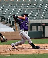 Austin Bernard - 2021 Arizona League Rockies (Bill Mitchell)