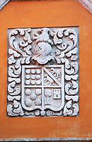 coat of arms quinta do vallado douro portugal