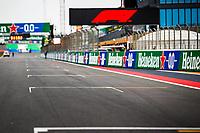2nd September 2021: Circuit Zandvoort,  Zandvoort, Netherlands; General view of the  track  during the Formula 1 Heineken Dutch Grand Prix 2021, 13th round of the 2021 FIA Formula One World Championship
