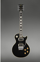 BNPS.co.uk (01202 558833)<br /> Pic: HeritageAuctions/BNPS<br /> <br /> The guitar used to record 'Don't Stop Believin' which also appears in its famous music video has sold for £180,000. ($250,000)<br /> <br /> Journey guitarist Neal Schon parted with the Les Paul instrument he plays a solo on in the classic 1981 song.<br /> <br /> He can also be seen wielding it at their concert in Houston, Texas, in the video viewed 122 million times on YouTube.<br /> <br /> The song has enjoyed a 21st century renaissance after being featured in the hit TV shows Sopranos and Glee.<br /> <br /> The guitar went under the hammer with US-based Heritage Auctions.