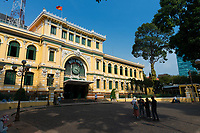 Saigon Central Post Office, Ho Chi Minh, Vietnam