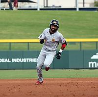 Derek Hill - Mesa Solar Sox - 2019 Arizona Fall League (Bill Mitchell)