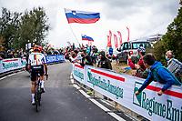 Picture by Alex Whitehead/SWpix.com - 24-27/09/2020 - Cycling - 2020 UCI Road World Championships - Imola, Emilia-Romagna, Italy - The Brief.