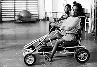 Mozambico, Africa, aputo, scuola speciale per bambini con handicap