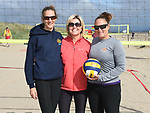 Bettystown Beach Volleyball Launch