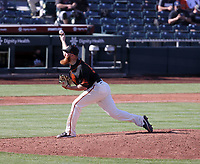 Zack Littell - San Francisco Giants 2021 spring training (Bill Mitchell)