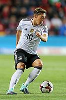 Messt Oezil #10 (Germany), Tschechische Republik vs. Germany, Football, WM-Qualifikation, 01.09.2017 *** Local Caption *** © pixathlon<br /> Contact: +49-40-22 63 02 60 , info@pixathlon.de