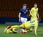 Chris Cadden ties the Ukranians in knots