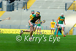 Brendan O'Leary, Kerry during the Joe McDonagh Cup Final match between Kerry and Antrim at Croke Park in Dublin.