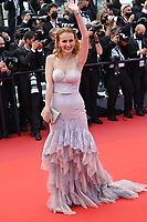 CANNES, FRANCE. July 15, 2021: Agatha Maksimova at the France premiere at the 74th Festival de Cannes.<br /> Picture: Paul Smith / Featureflash