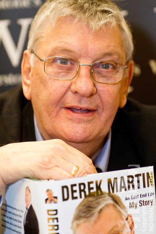 Derek Martin Book Signing
